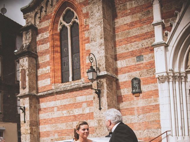 Le mariage de Brice et Samantha à Allevard, Isère 17