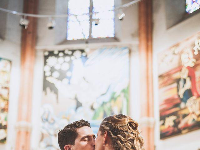 Le mariage de Brice et Samantha à Allevard, Isère 23