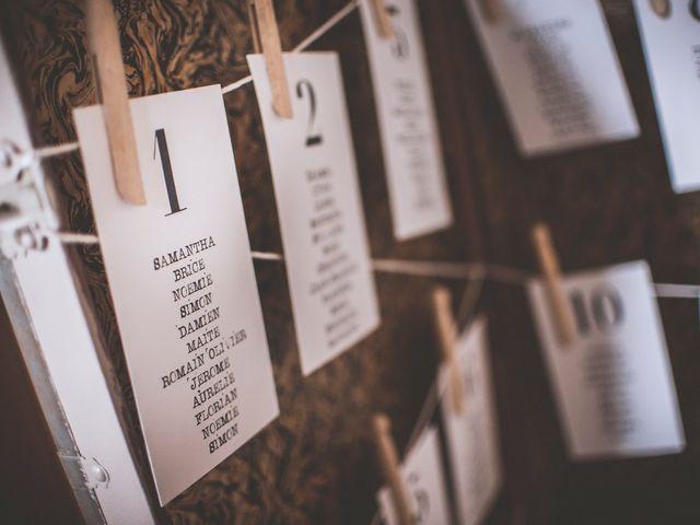 Le mariage de Brice et Samantha à Allevard, Isère 36
