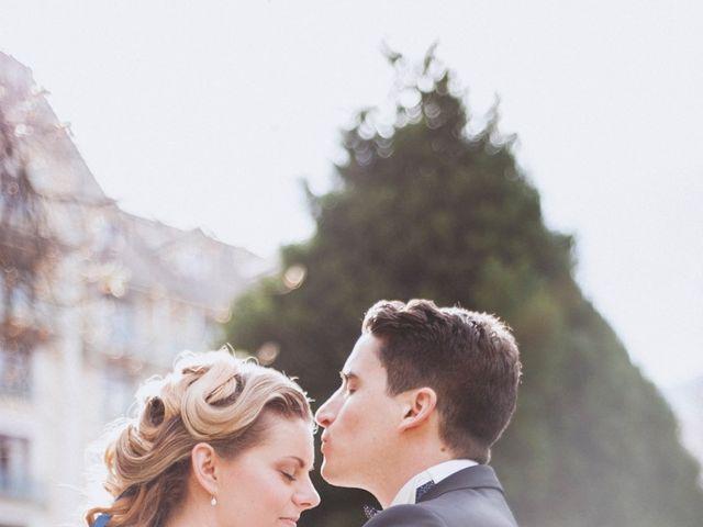 Le mariage de Brice et Samantha à Allevard, Isère 42