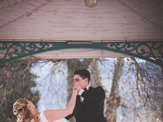 Le mariage de Brice et Samantha à Allevard, Isère 43