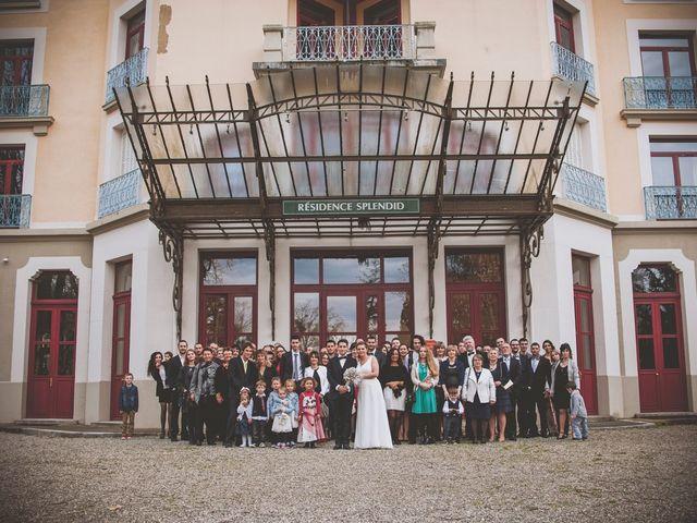 Le mariage de Brice et Samantha à Allevard, Isère 45
