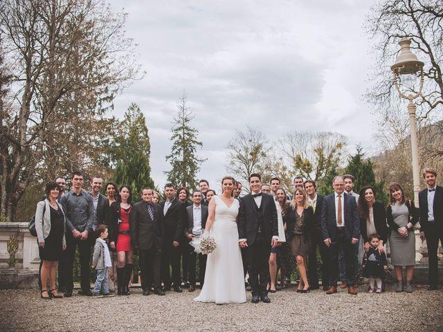 Le mariage de Brice et Samantha à Allevard, Isère 49