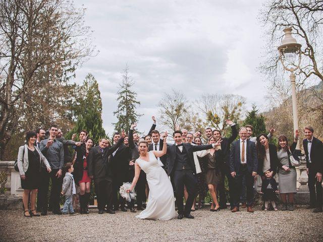 Le mariage de Brice et Samantha à Allevard, Isère 50