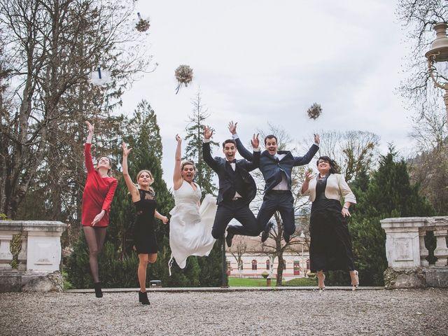 Le mariage de Brice et Samantha à Allevard, Isère 51