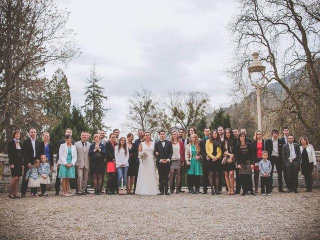 Le mariage de Brice et Samantha à Allevard, Isère 52