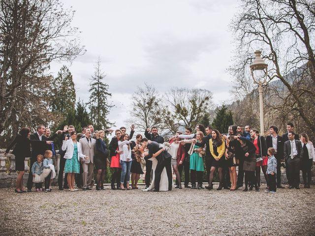 Le mariage de Brice et Samantha à Allevard, Isère 53