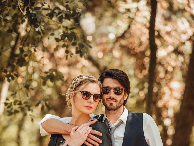 Le mariage de Alex et Siobhan à Aumelas, Hérault 8