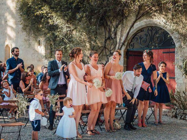 Le mariage de Alex et Siobhan à Aumelas, Hérault 9