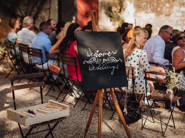 Le mariage de Alex et Siobhan à Aumelas, Hérault 10