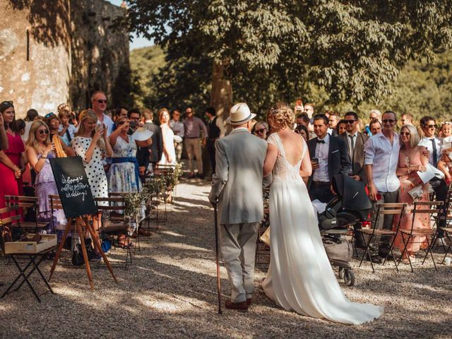 Le mariage de Alex et Siobhan à Aumelas, Hérault 12
