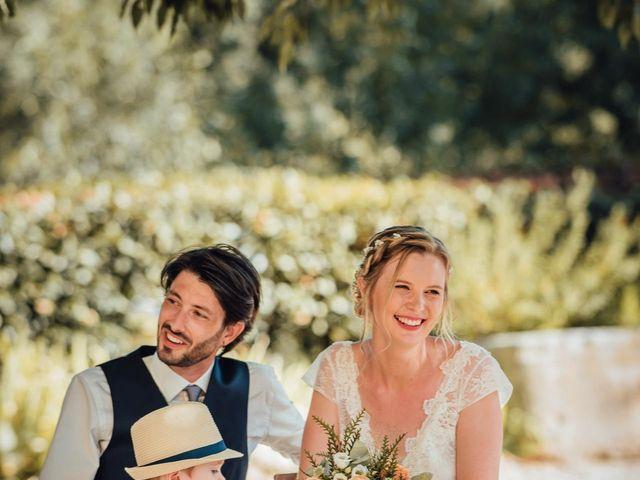 Le mariage de Alex et Siobhan à Aumelas, Hérault 14