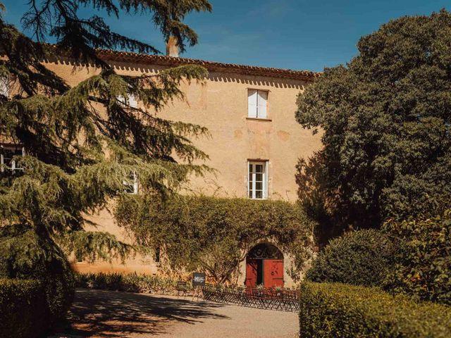 Le mariage de Alex et Siobhan à Aumelas, Hérault 16