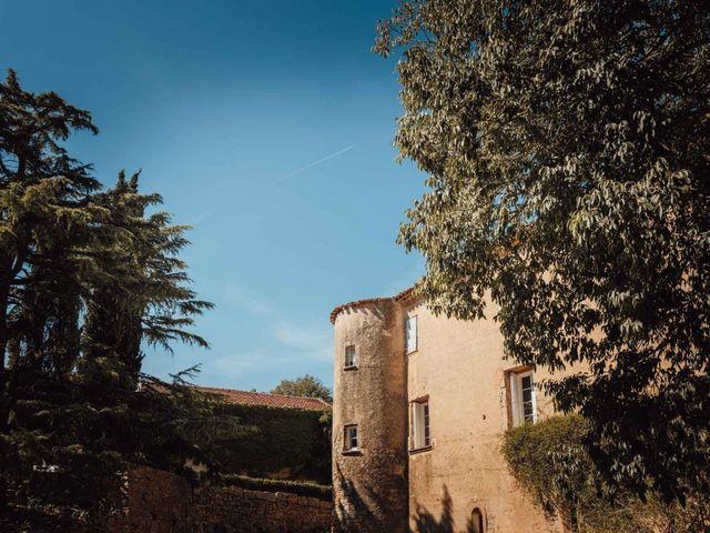 Le mariage de Alex et Siobhan à Aumelas, Hérault 17