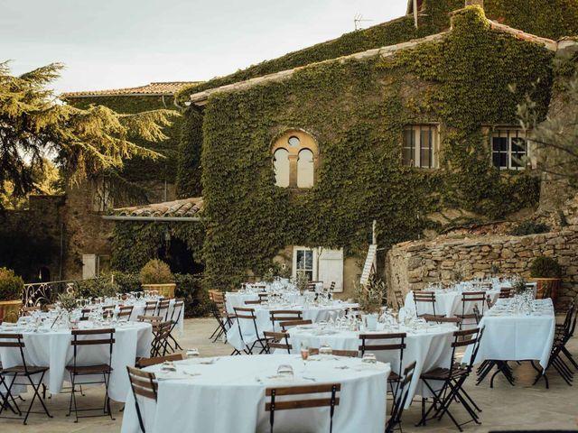 Le mariage de Alex et Siobhan à Aumelas, Hérault 22