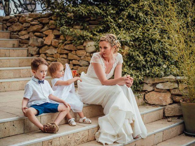 Le mariage de Alex et Siobhan à Aumelas, Hérault 28
