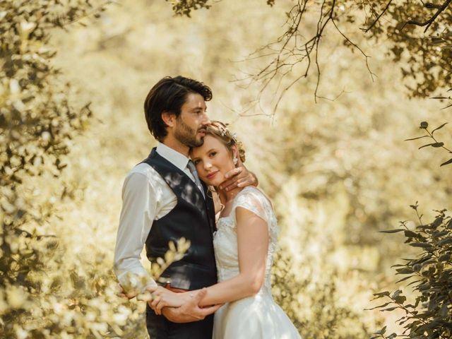 Le mariage de Alex et Siobhan à Aumelas, Hérault 30