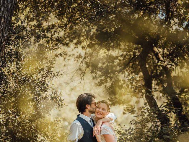 Le mariage de Alex et Siobhan à Aumelas, Hérault 32