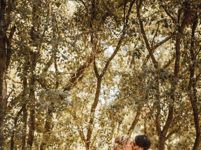 Le mariage de Alex et Siobhan à Aumelas, Hérault 33