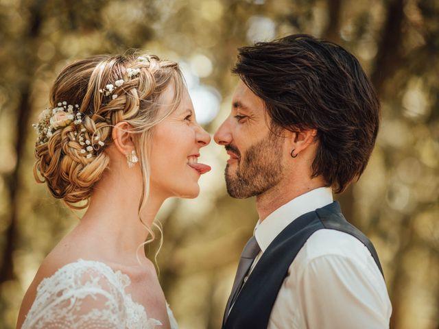 Le mariage de Alex et Siobhan à Aumelas, Hérault 1