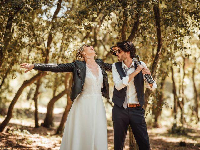 Le mariage de Alex et Siobhan à Aumelas, Hérault 35