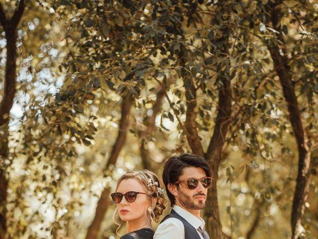 Le mariage de Alex et Siobhan à Aumelas, Hérault 36