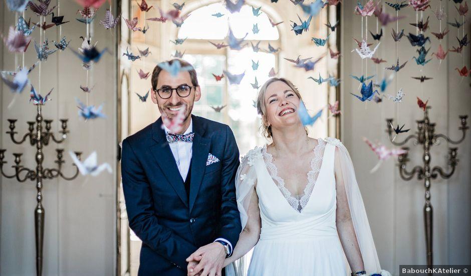 Le mariage de Cyril et Tamara à Nancy, Meurthe-et-Moselle
