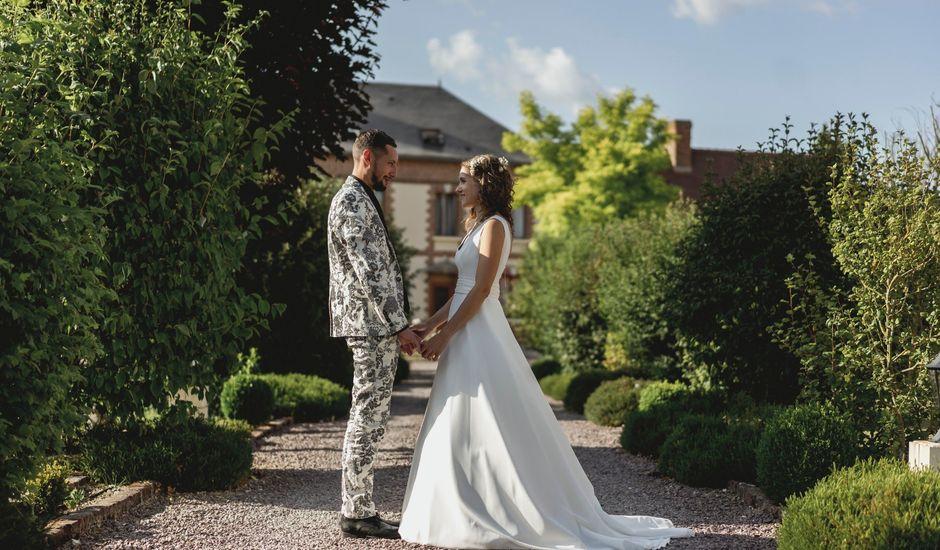 Le mariage de Jérémie et Virginie à Argueil, Seine-Maritime