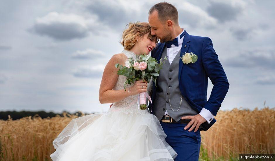 Le mariage de Tony et Samantha à Soisy-Bouy, Seine-et-Marne