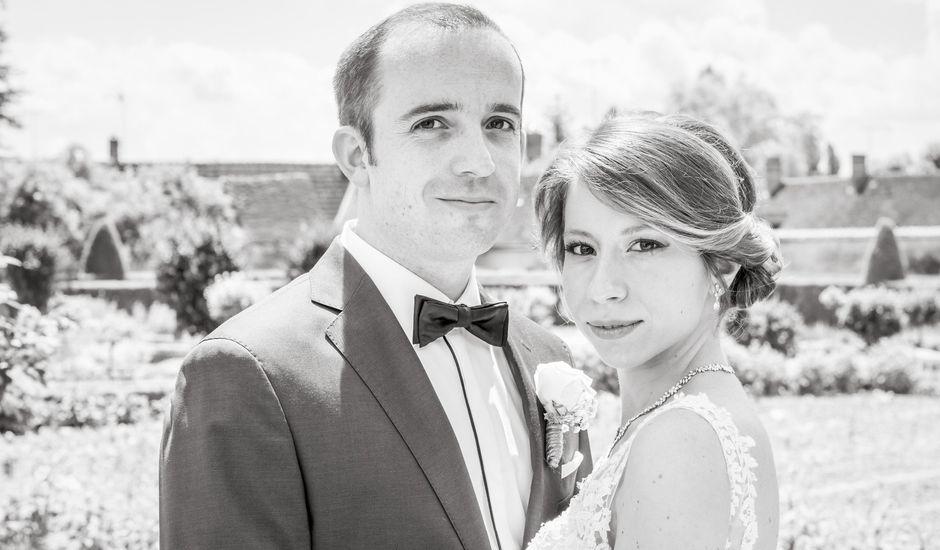 Le mariage de Pierre Vincent et Anne à Bouges-le-Château, Indre