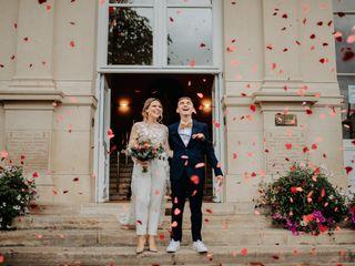 Le mariage de Cécile et Loïc