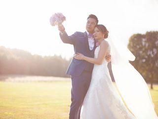 Le mariage de Thuyvi et Paul