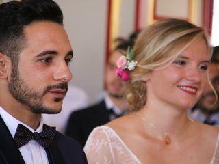 Le mariage de Marine et Naem 1