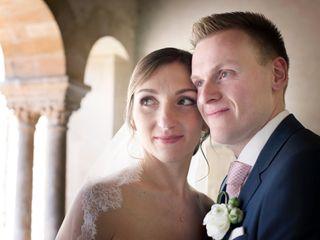 Le mariage de Pauline et Quentin 1