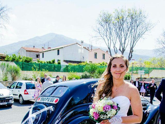 Le mariage de Chistophe et Alice à Sorède, Pyrénées-Orientales 20