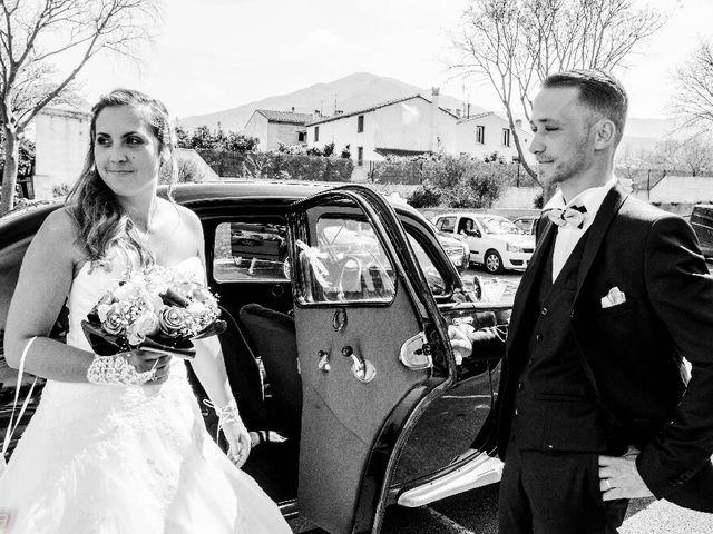 Le mariage de Chistophe et Alice à Sorède, Pyrénées-Orientales 31