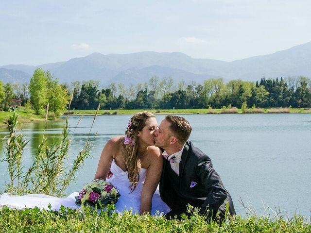 Le mariage de Chistophe et Alice à Sorède, Pyrénées-Orientales 35