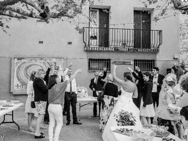 Le mariage de Chistophe et Alice à Sorède, Pyrénées-Orientales 70