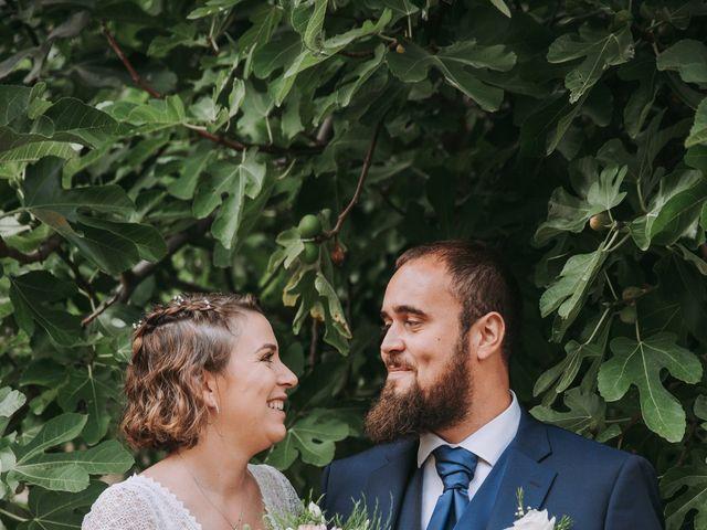 Le mariage de Pierre et Elise à Vallery, Yonne 4