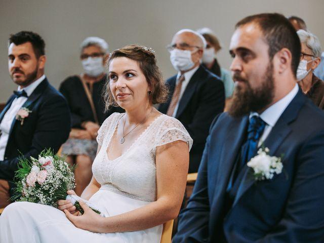 Le mariage de Pierre et Elise à Vallery, Yonne 10