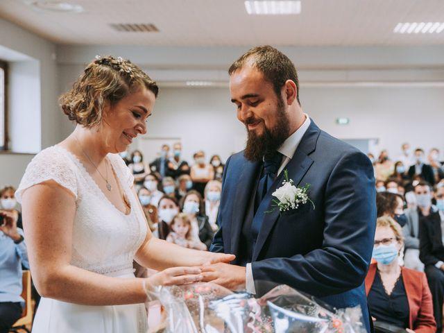 Le mariage de Pierre et Elise à Vallery, Yonne 11