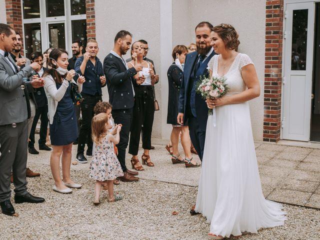Le mariage de Pierre et Elise à Vallery, Yonne 13