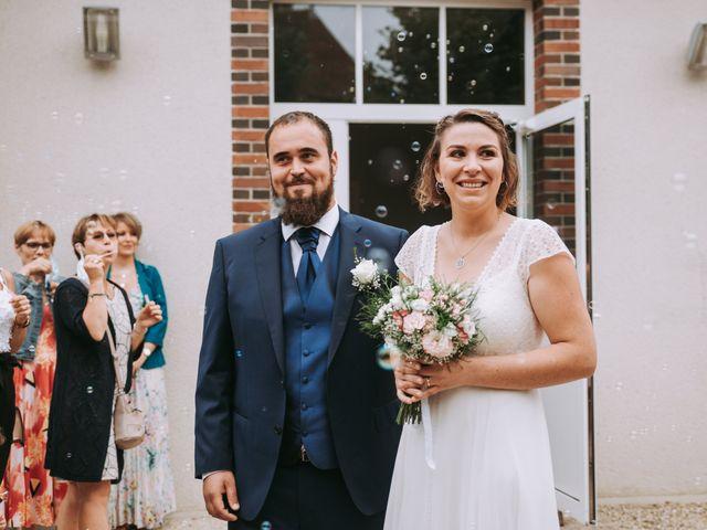 Le mariage de Pierre et Elise à Vallery, Yonne 14