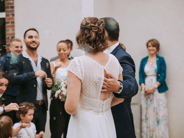 Le mariage de Pierre et Elise à Vallery, Yonne 15