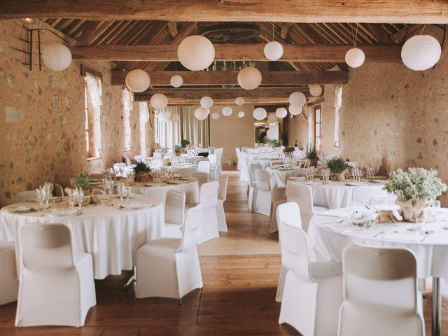 Le mariage de Pierre et Elise à Vallery, Yonne 19