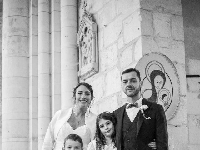 Le mariage de Nicolas  et Hélène à Morthemer, Vienne 5