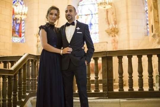 Le mariage de Nicolas  et Hélène à Morthemer, Vienne 9