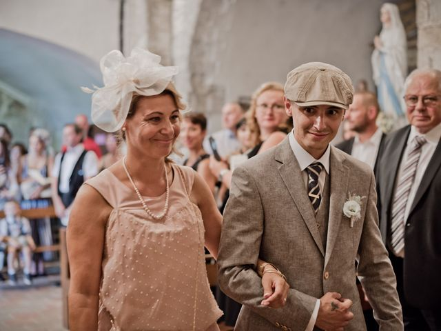 Le mariage de Joris et Axelle à Ortaffa, Pyrénées-Orientales 11