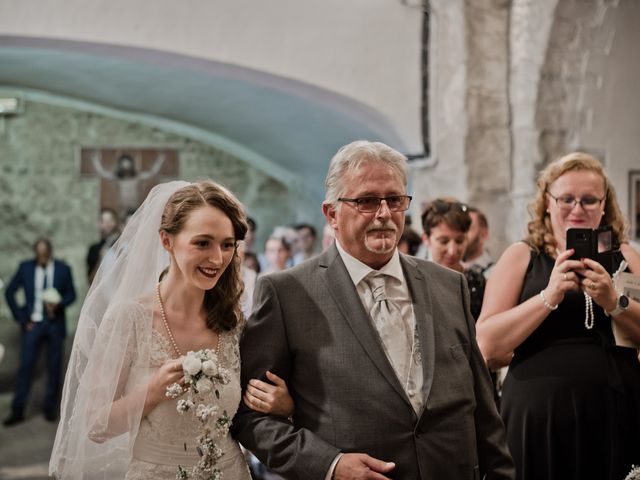 Le mariage de Joris et Axelle à Ortaffa, Pyrénées-Orientales 12