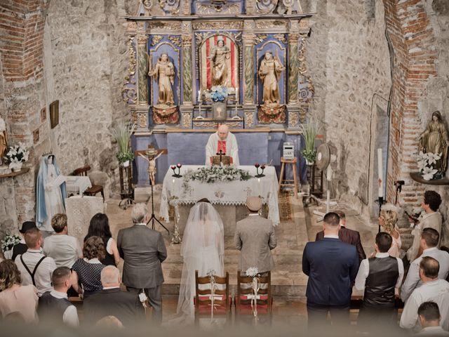 Le mariage de Joris et Axelle à Ortaffa, Pyrénées-Orientales 13